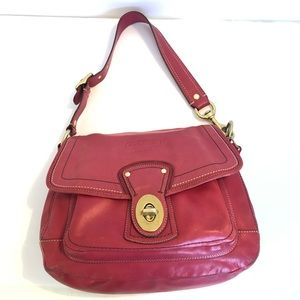 Coach legacy turnlock purse